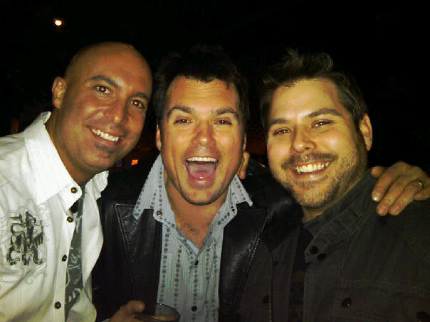 Kelly, Johnny, Chris Mouch