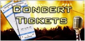 Squeeze Pages Concert Tix image