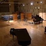 Recording Project empty studio image