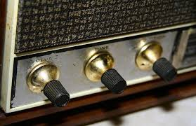 Radio old timey radio image
