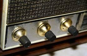 Radio old timey radio image