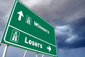 Losers winners image