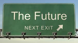 Future Road Sign image