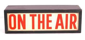 radio on the air image