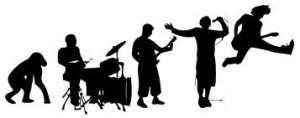 Killer Track musicianship BW image