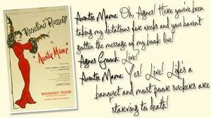 Produce Yourself Auntie Mame image
