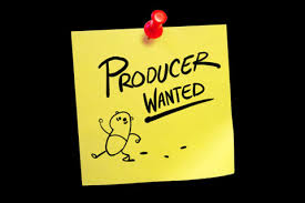 produce yourself Producer Wanted image