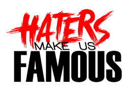 Strategies That Guarantee Success Haters make us famous image