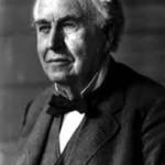 Are You Failing or Conceited? Thomas Edison image