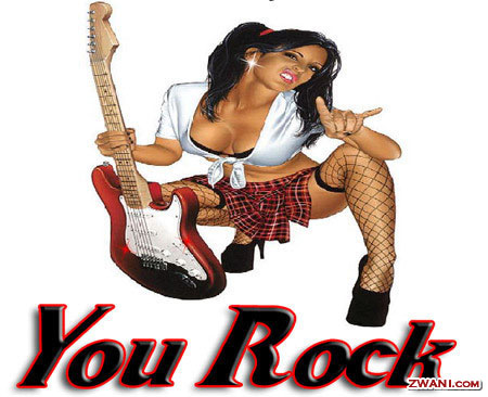 All about You ROCK image