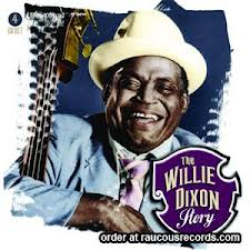 Rip-Off Artist Willie Dixon image