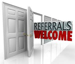 Referrals Welcome Relationships image