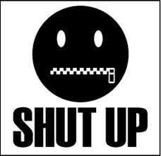 Shut Up Relationships image