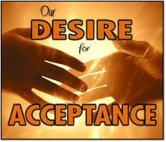 Be the Bee Desire for Acceptance image