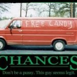 Chances Red Van image