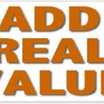 How will you add value