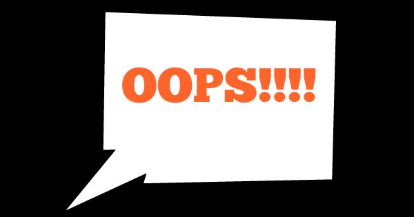 20 Biggest Marketing Mistakes