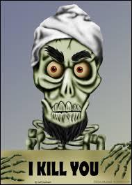 Artistic Terrorist I Kill You image