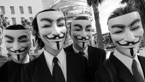 Masked Artistic Terrorists