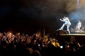 Power Axl Rose On Stage image