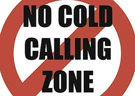 Power No Cold Calling Zone image