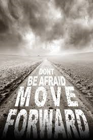 skeptic don't be afraid move forward