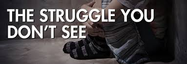 Give Up The Struggle You Don't See