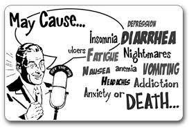 Uncomfortable Side Effects image