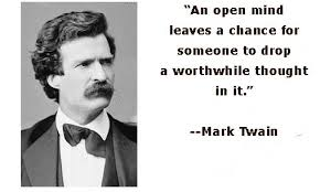 Fearless Production mark twain quote