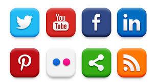 Promotion Social Media Logos