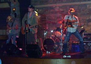 Charlie Sanborn Bass Live 3
