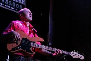 Charlie Sanborn Bass Live 5