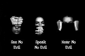How can you see speak no evil