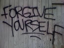 how can you see forgive yourself