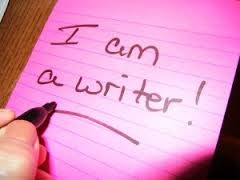 Emotion I Am A Writer