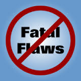 Flaws no fatal flaws