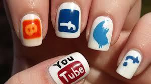 flaws social media nails