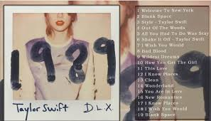 flaws taylor swift 1989
