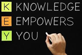 Business Knowledge Empowers You