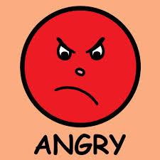 Faith Angry