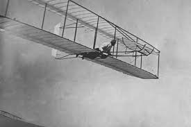 Faith Wright Brothers first flight