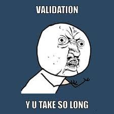 Faith validation