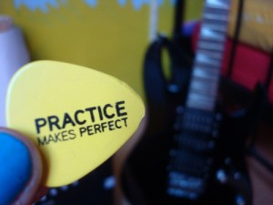 Practice Feature Image Guitar Pick
