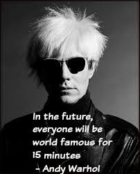 Bob Ezrin Andy Warhol