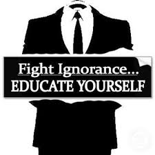 Foolish Fight Ignorance