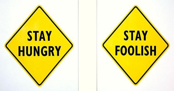 Foolish. Yellow Diamond Sign series