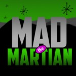 Mad The Martian LOGO