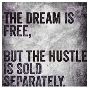Mistake Dream is Free Hustle