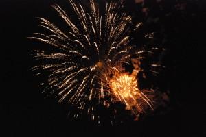Mistake Fireworks
