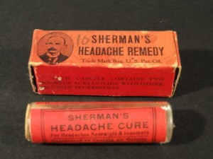 Mistake Headache Remedy
